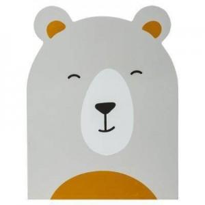 Dekoračný organizér medvedík