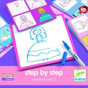 Kreslenie krok za krokom...