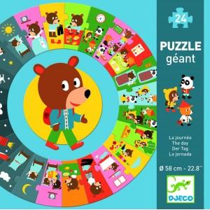 Obrovské puzzle Deň