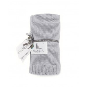 Bambusová deka (sivá)