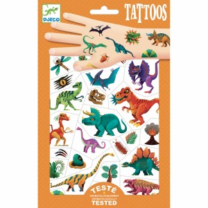 Tetovačky Dinosaury