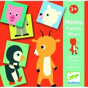Pexeso animo puzzle