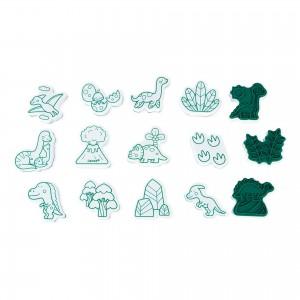 Janod pečiatky (Dinosaury...