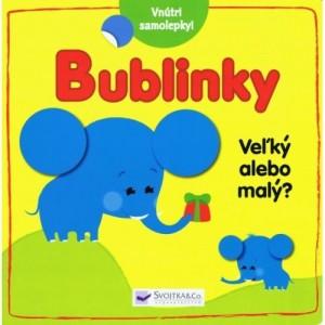 Pracovný zošit Bublinky –...