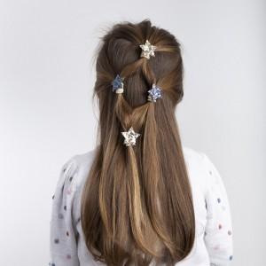Gumičky do vlasov  -...