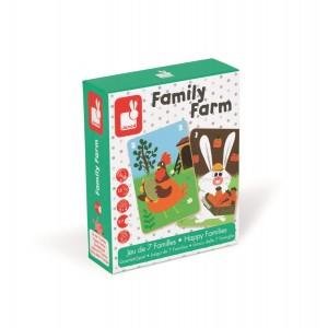 Kartová hra Rodinná farma...