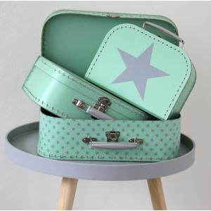 Detský kufrík s hviezdičkou...