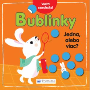 Pracovný zošit Bublinky -...
