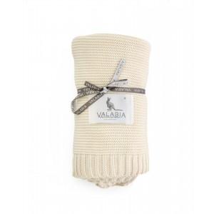 Bambusová deka (krémová)