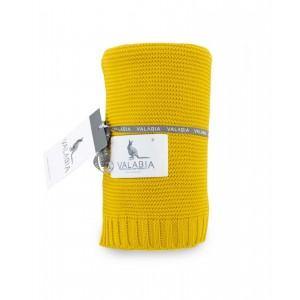 Bambusová deka (žltá)