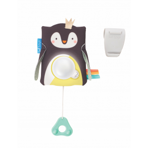 Hudobná hračka Tučniak