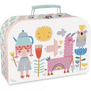 Čajová sada Musical v kufríku