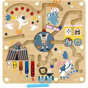 Magnetické bludisko cirkus
