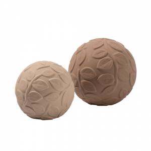 Senzorické loptičky hnedé