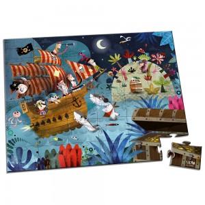 Detské puzzle Lovci...