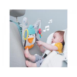 Hudobná hračka tučniak do auta