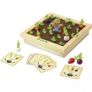 Hra žatva záhradky