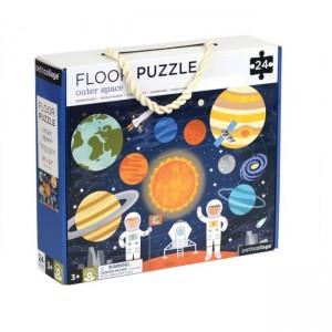 Podlahové puzzle Vesmír