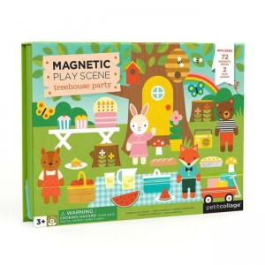 Magnetická kniha...