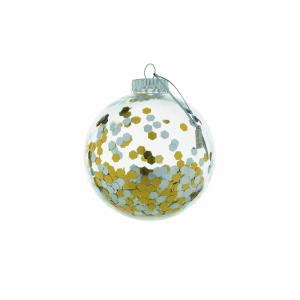 Vianočná guľa – My...