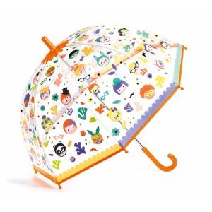 Magický dáždnik (Tváričky)