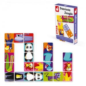 Detské obojstranné domino...