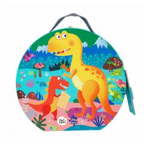 Veľké puzzle Dinosaury  v...