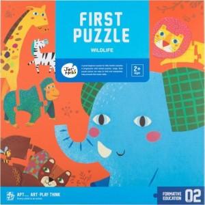 Puzzle First zvieratká...