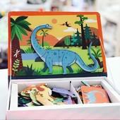 Tiranosaurus, Brontosaurus, ktorý je ktorý? Spoznaj dinosaury pomocou magnetickej knižky, ktorá ťa zavedie do tejto dávnej ríše 🦕🦖🦎 . . . #byrory #detskysvet #detskaradost #hracky #hrackypredeti #hrackypreradost #hrackarstvo #predeti #sdetmi #prechadzkasdetmi #slnecnedni #radost #dievcatko  #chlapcek #detskyeshop #drobci #childhood #children #deti #deticky #magnetickakniha #magnetky #magnetickeknihy #dinosaury #dinosaurus #dino #dinosvet #svetdinosaurov