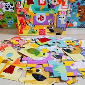 Zábavy nikdy nie je dosť, obzvlášť v sychravé jesenné dni 🍂 U nás v @by_rory.sk myslíme na všetko a tak dávame do pozornosti tieto úžasné dotykové puzzle 🧩, ktoré majú navyše aj hmatové prvky 🖐 Aby ste zabavili aj Vašich najmejších drobcov 👧🧒  . . . #byrory #byrorypredeti #byroryhrackarstvo #puzzle #dotykovepuzzle #detskysvet #detskehracky #kreativnehracky #hrackyprenajmensich #deticky #chlapec #dievca #zabavaprevsetkych #janod